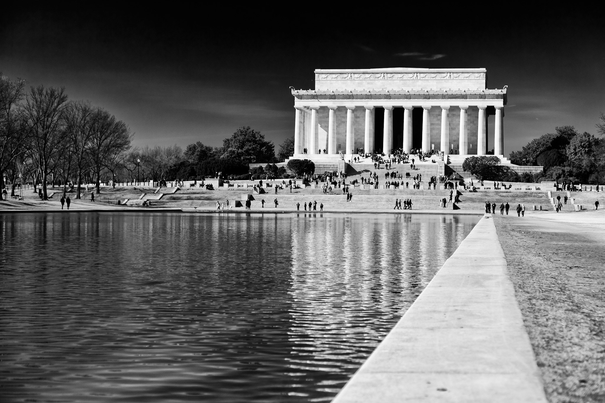 Photograph Lincoln's Mansion by Ingo Meckmann on 500px