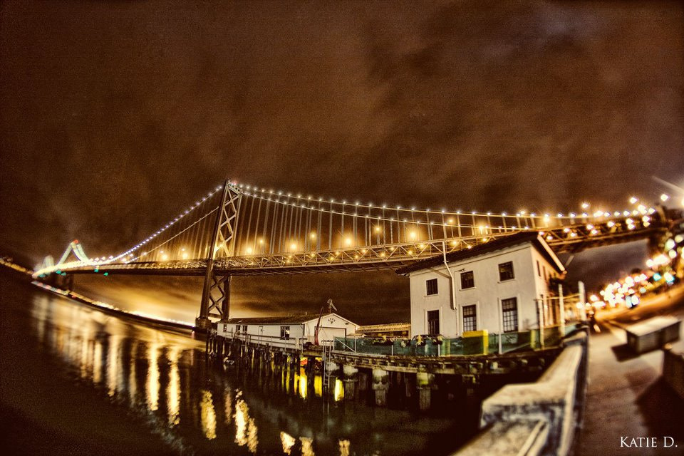 Photograph San Francisco Bridge by Katie Doner on 500px