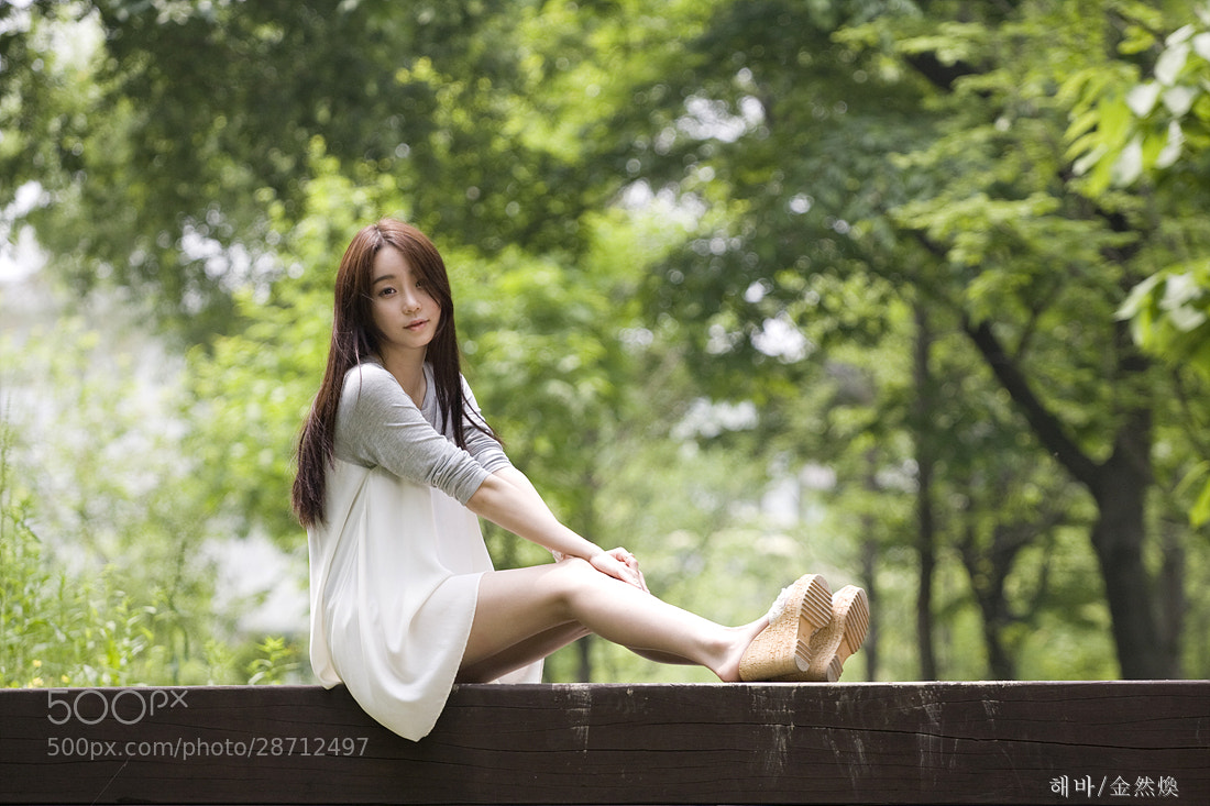 Photograph Hyunji by YeonHwan Kim on 500px