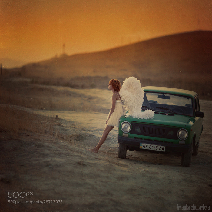 Photograph one angel's story by Anka Zhuravleva on 500px
