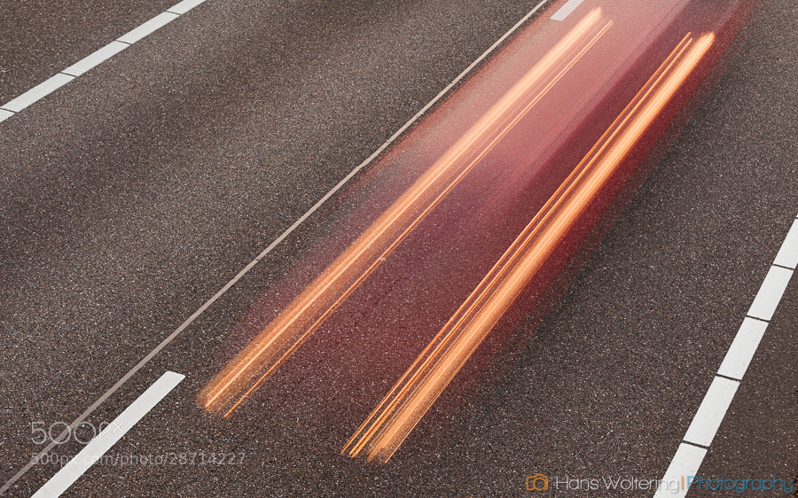 Photograph Speeding by Hans Woltering on 500px