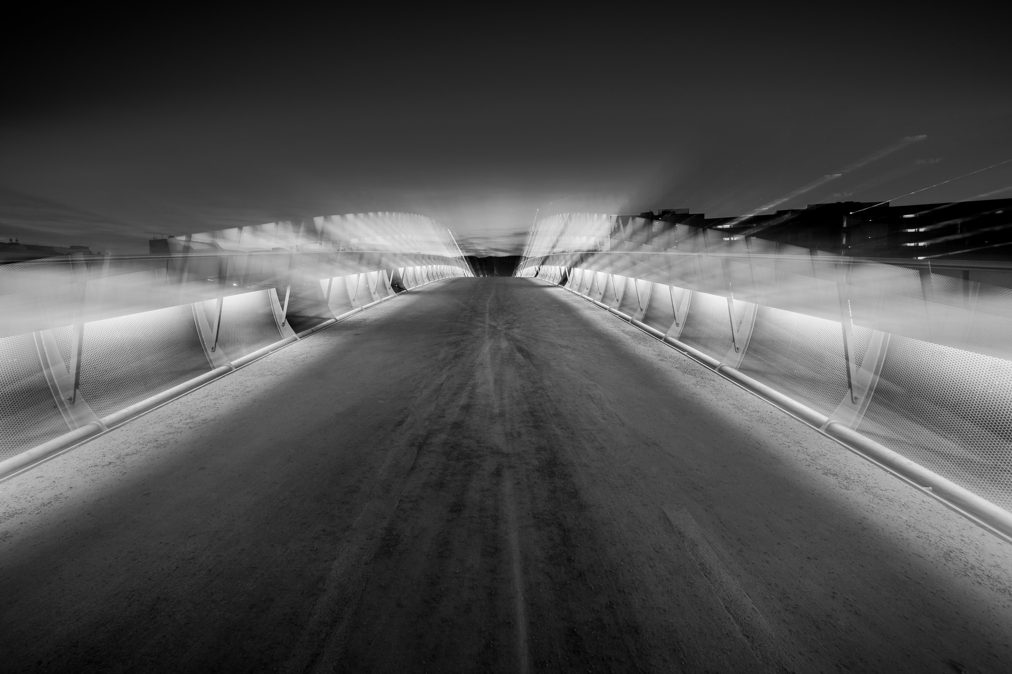 Photograph Bridge and light  by Bjarte Haugland on 500px