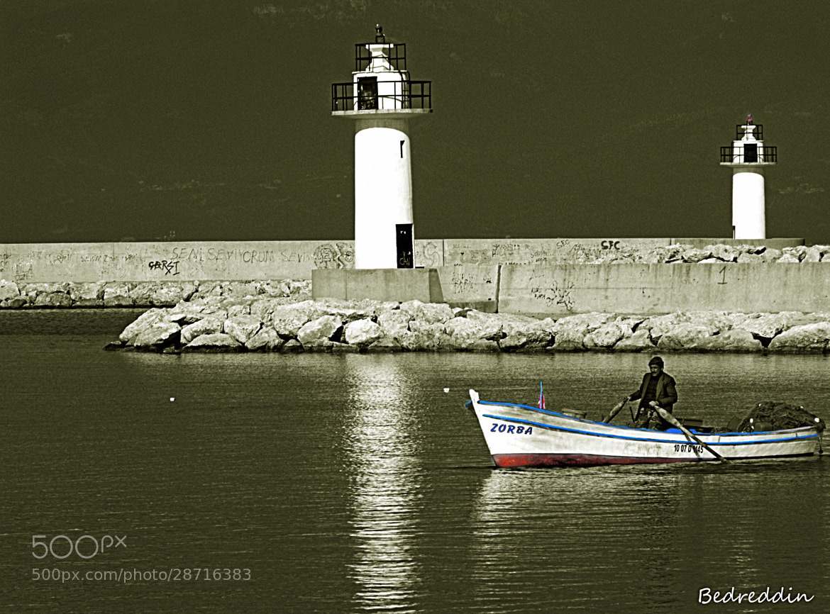 Photograph Fisherman by Bedreddin  on 500px