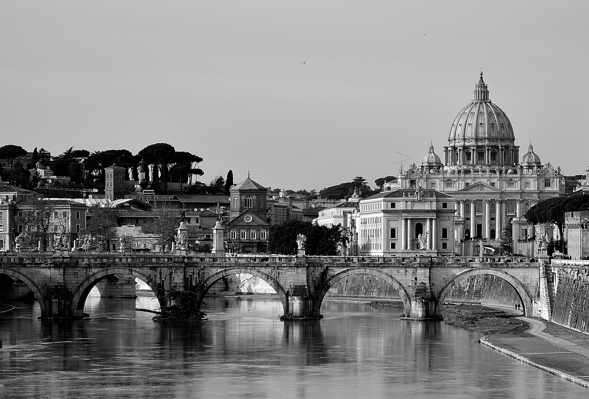 Photograph St. Peter's, Rome. by Patrizio Matteini on 500px