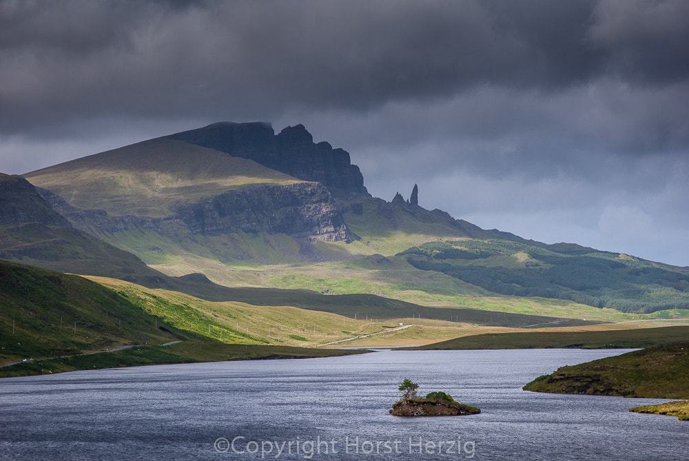 Photograph Old Man of Storr by Horst Herzig on 500px