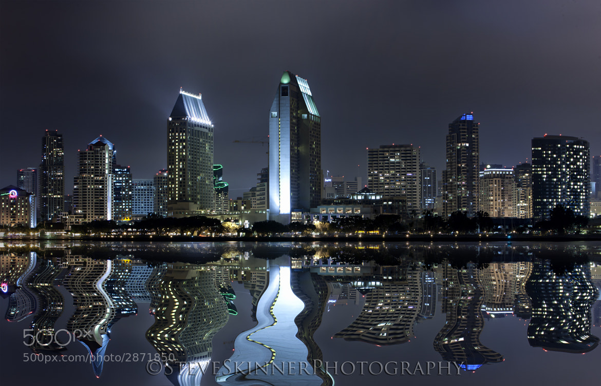 Photograph The Distortion of San Diego by Steve Skinner on 500px