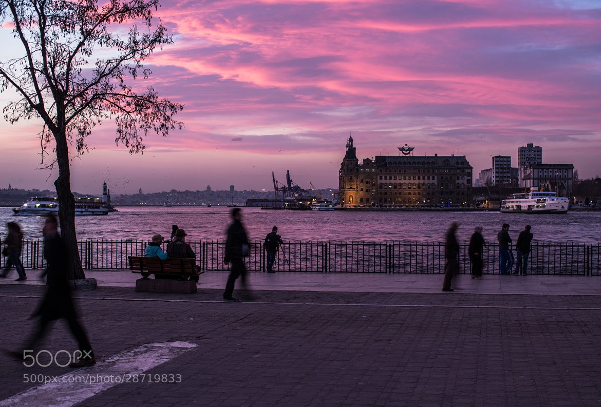 Photograph sunset at the city by Cüneyd Demirci on 500px