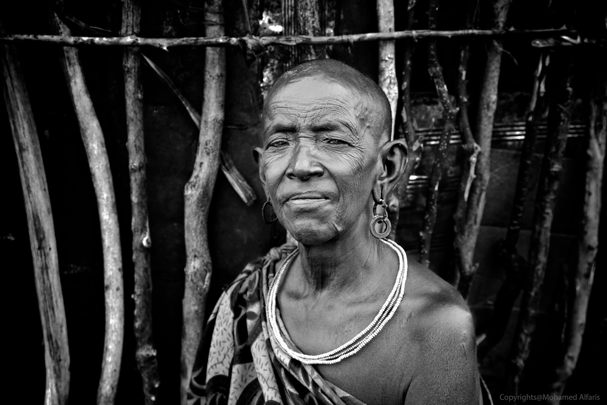Photograph Samuru Old Lady by Mohamed  Al Faris on 500px