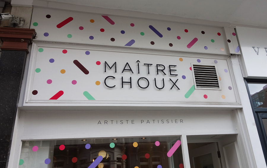 Maitre Choux by Sandra  on 500px.com