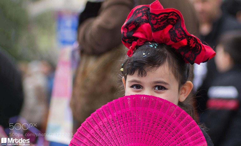 Photograph Teasing flamenco by Everypeedees Mu on 500px