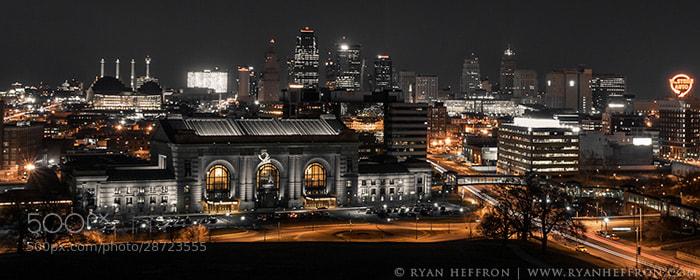 Photograph KC Skyline by Ryan Heffron on 500px