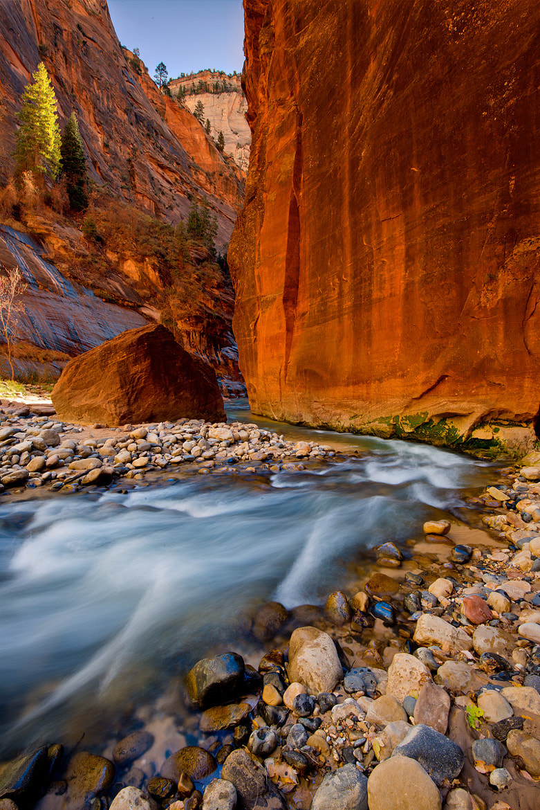 Photograph The Narrows by Ryan Engstrom on 500px