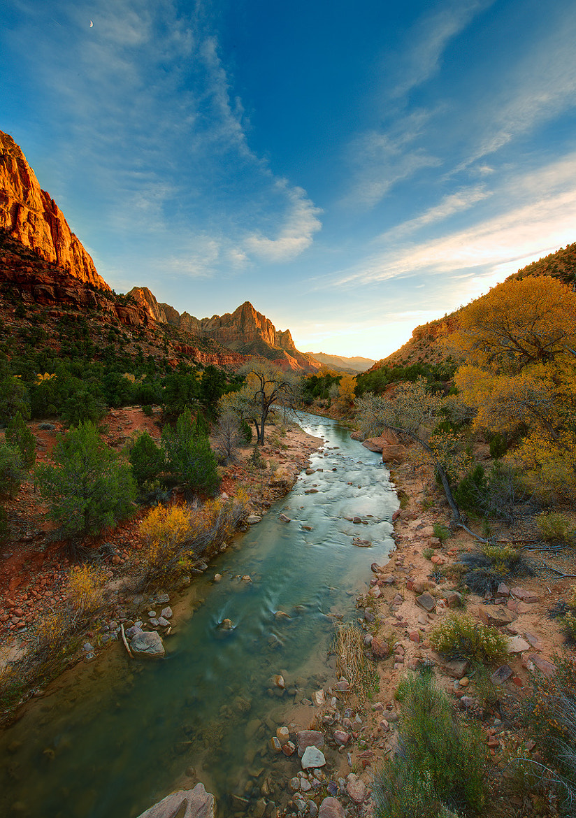 Photograph The Watchman by Ryan Engstrom on 500px