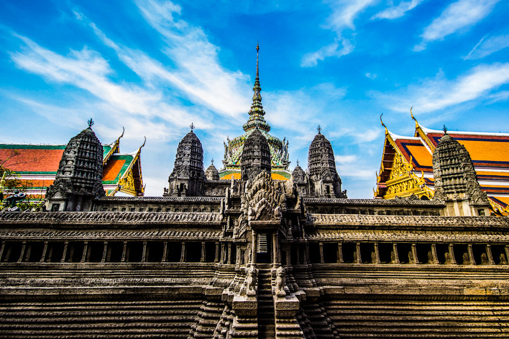 Photograph Grand Temple by Gonripsi Mobsono on 500px