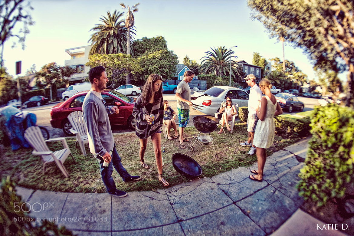 Photograph BBQ in Venice Beach, CA by Katie Doner on 500px