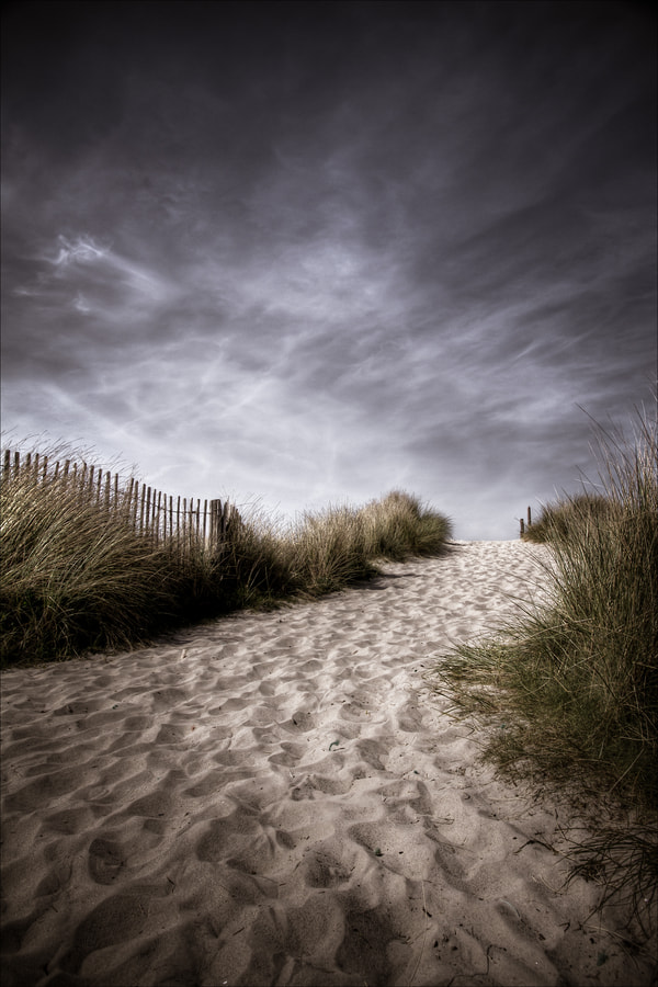 Photograph To the beach... by Frédéric Baque on 500px