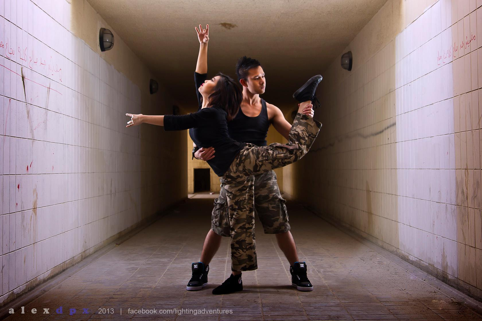 Photograph Dance Partners by Alex Atienza on 500px