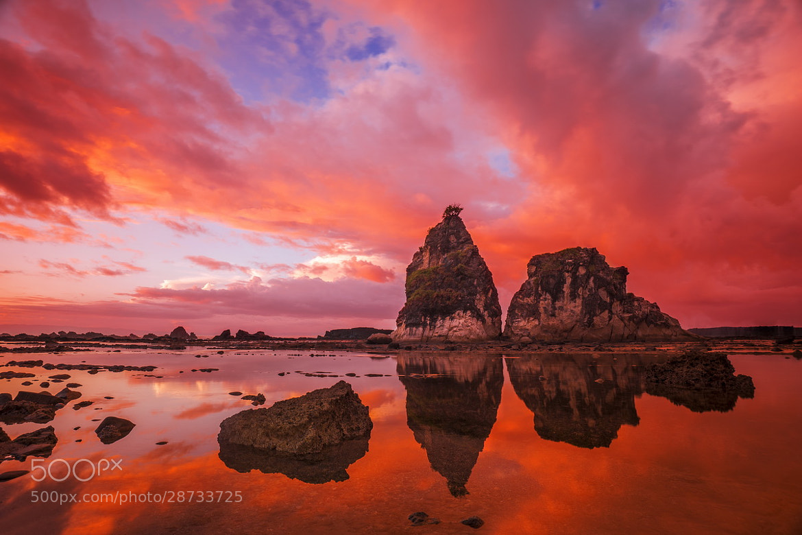 Photograph Tanjung Layar - Sawarna - Indonesia by SIJANTO NATURE on 500px