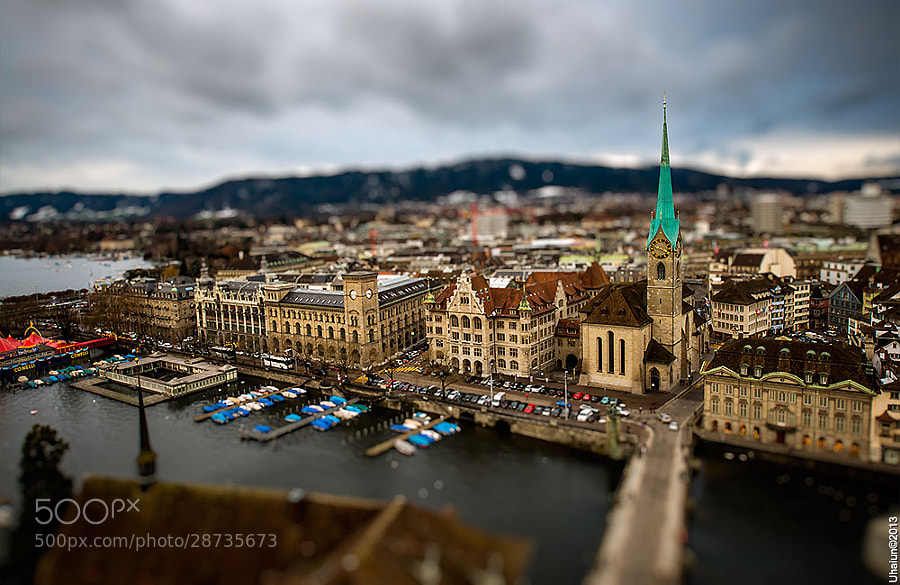 Photograph Microzurich by Vladimir Popov / Uhaiun on 500px