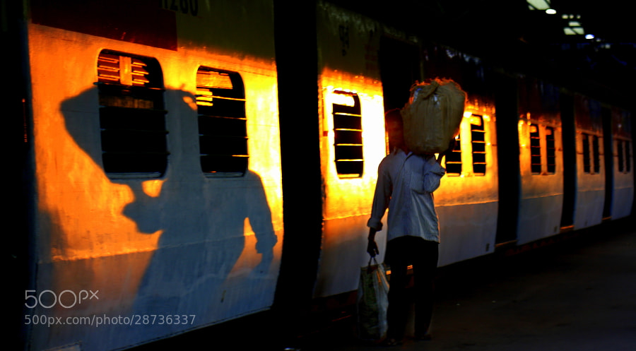 Photograph Time to return home  by Pranab Ghosh on 500px