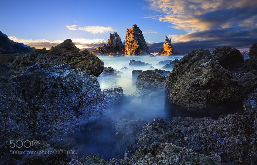Photograph Fantasy Rocks by Oxy Z on 500px