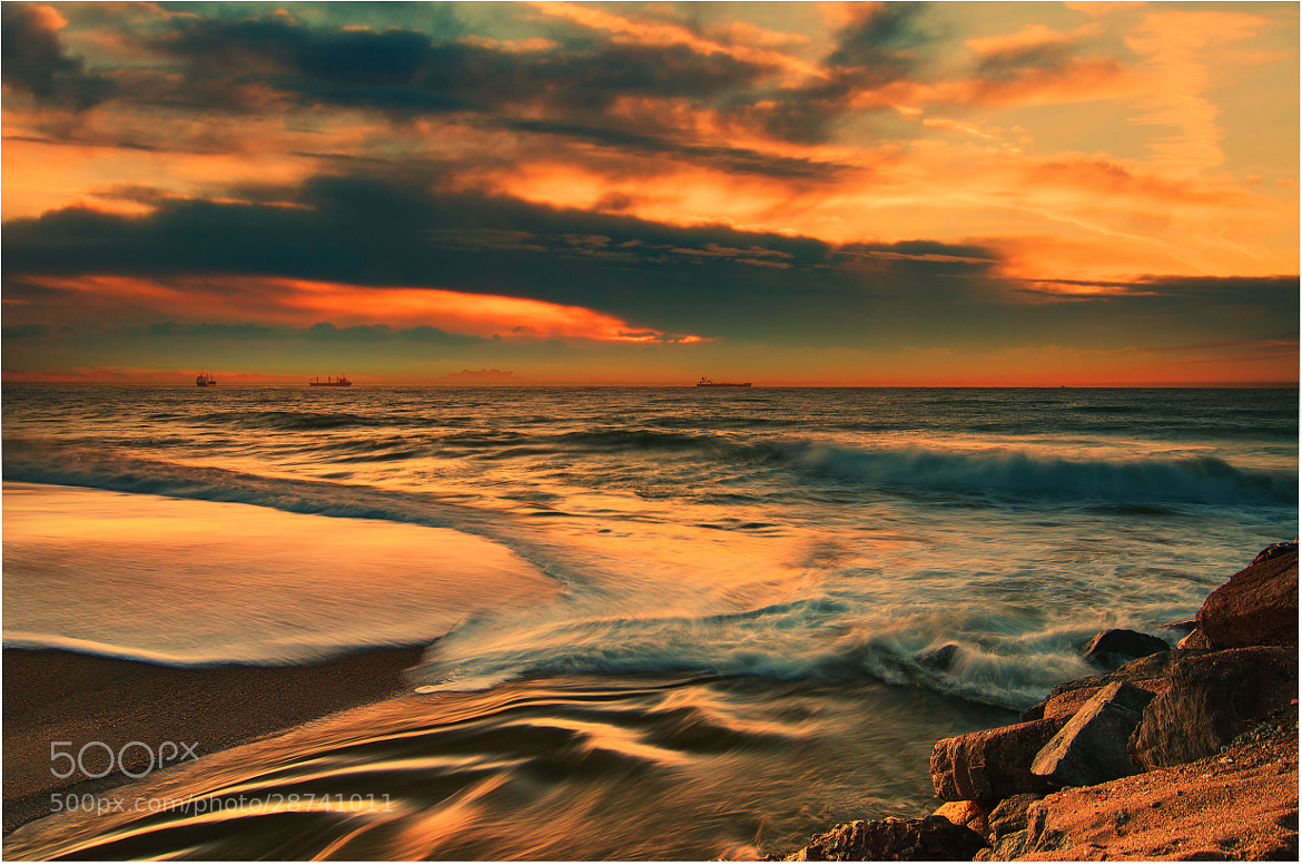 Photograph The river meets the sea by Stefano Crea on 500px