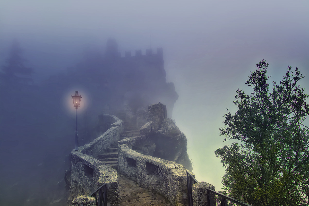 Photograph Road to the Fortress by Albena Markova on 500px
