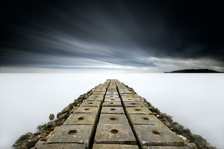 Photograph Concrete Way by Carlos Resende on 500px