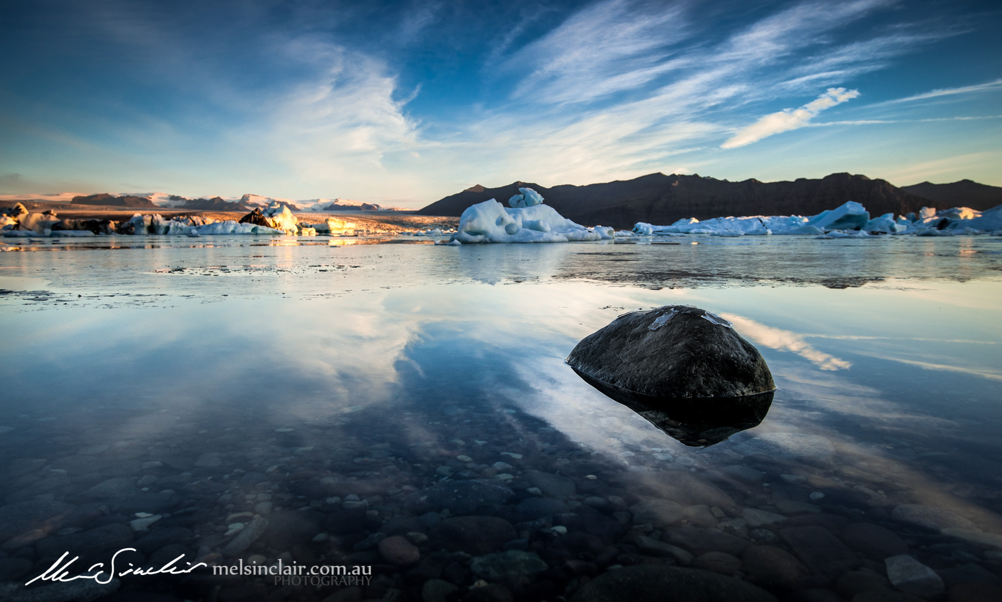 Photograph The Final Frozen Morning by Mel Sinclair on 500px