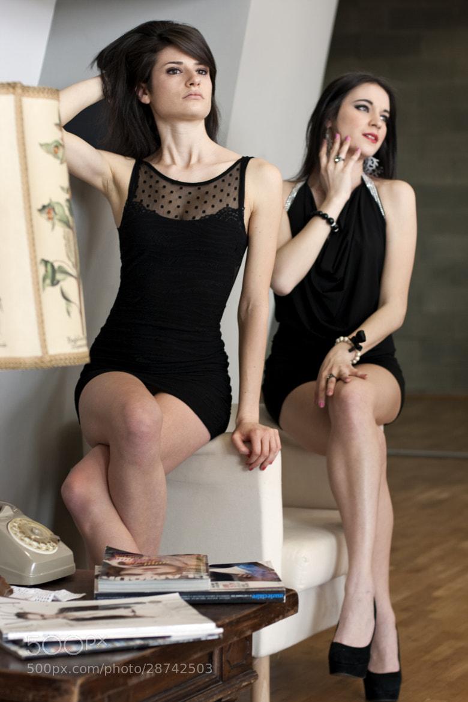 Photograph Darkness & Valentina by Luigi Prearo on 500px