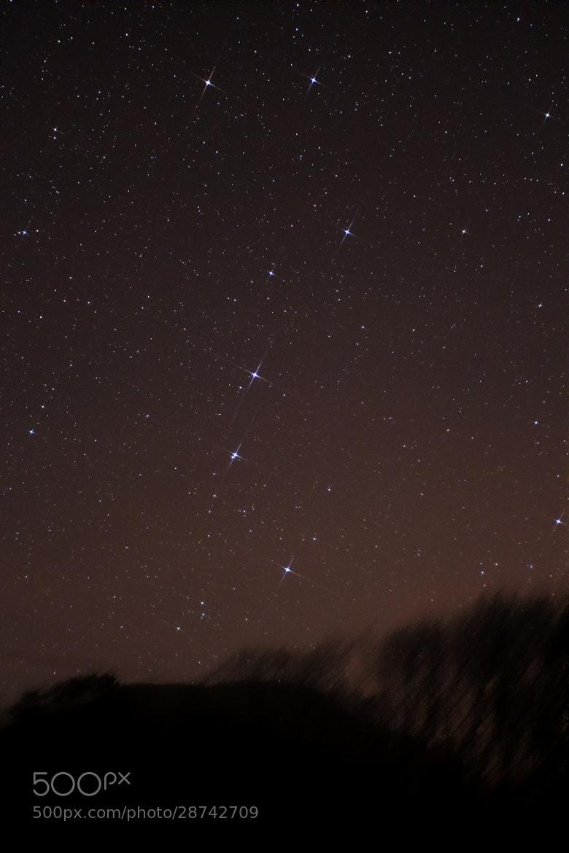 Photograph Big dipper by Ki-hyun Kim on 500px