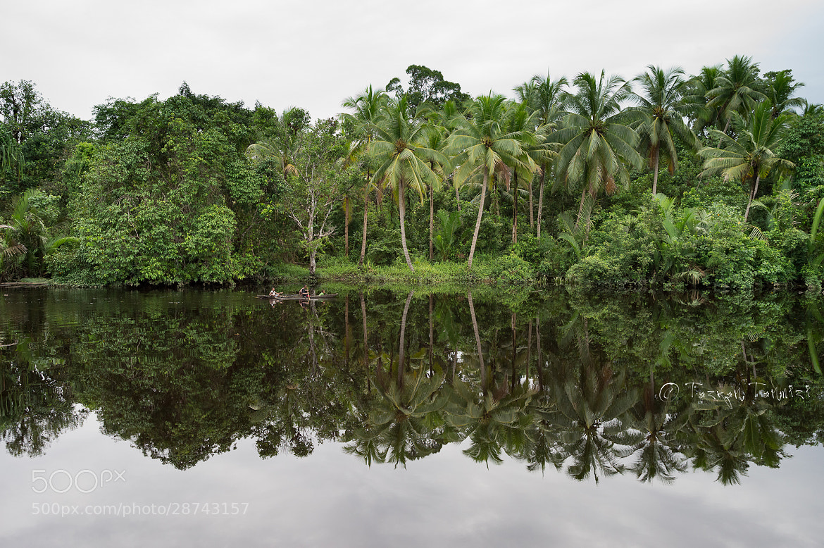 Photograph Papua River by Tazran Tanmizi on 500px