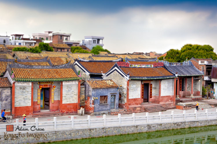 Photograph Model Ancient Village by Kung Fu Imaging on 500px