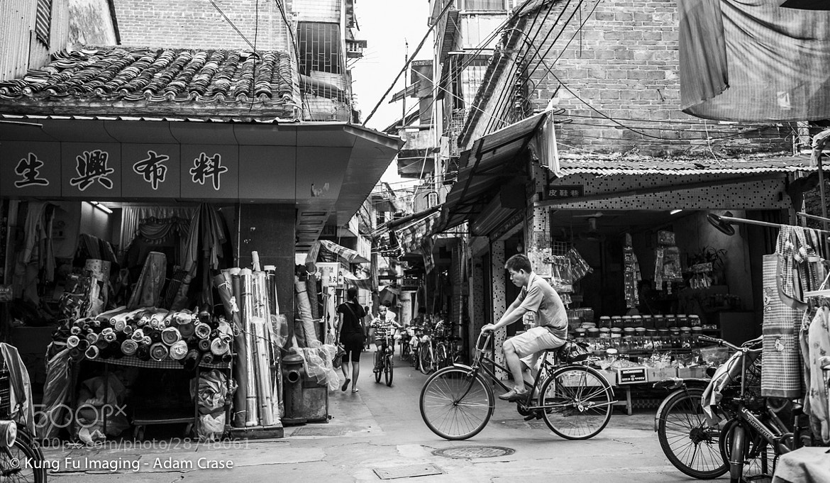 Photograph Dongguan Alleyway by Kung Fu Imaging on 500px