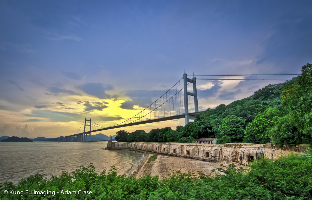 Photograph Battery Bridge by Kung Fu Imaging on 500px