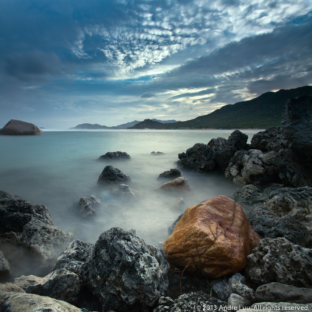 Photograph Corals & Volcano by Andre Luu on 500px