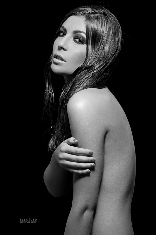 Photograph b/w marija by Christian Teßmar on 500px