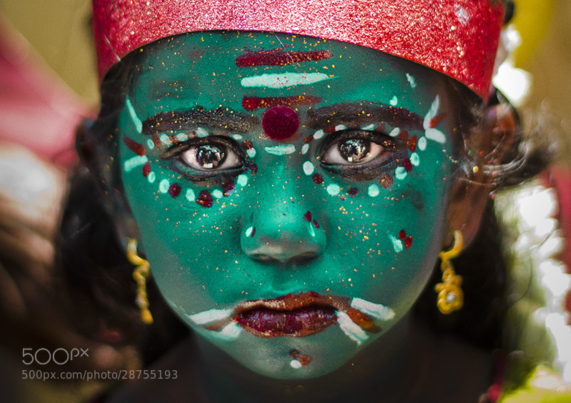 Photograph Little Khali by sathis ragavendran on 500px