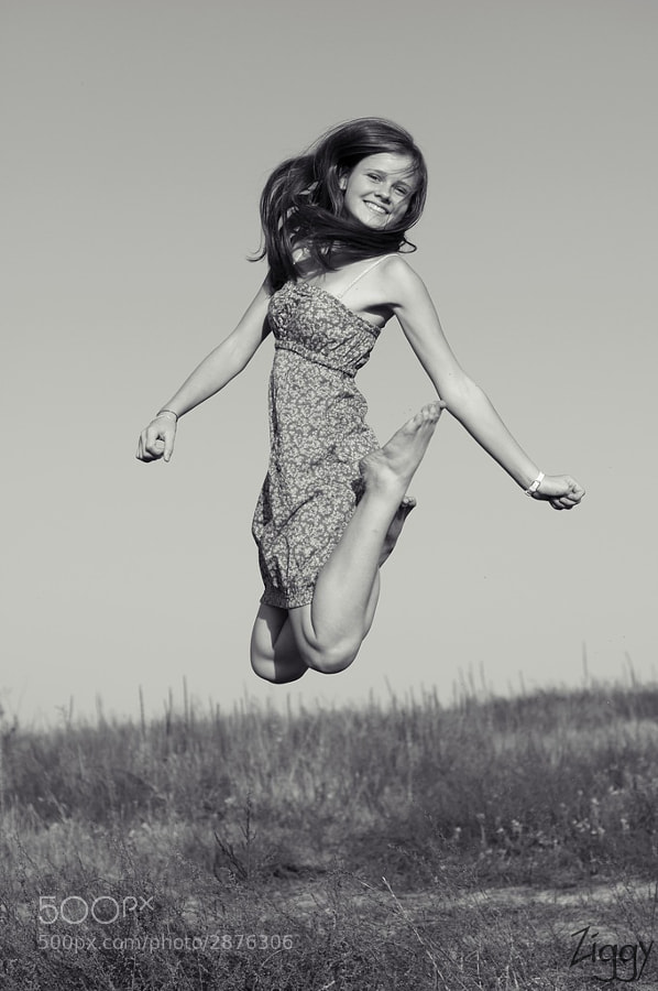 Photograph Jump by Jenya Yablonskiy on 500px
