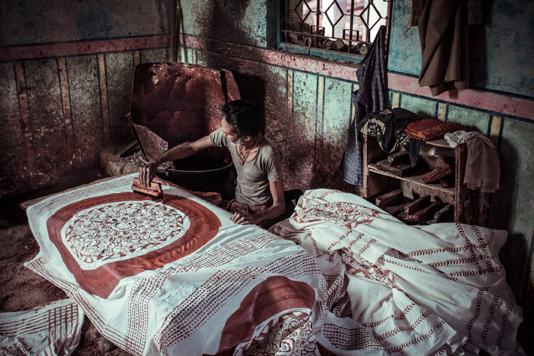 Photograph Printing on fabrics by Philippe CAP on 500px