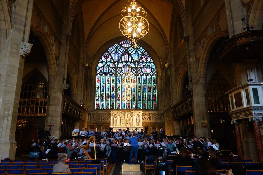 Trinity Church, London by Sandra on 500px.com