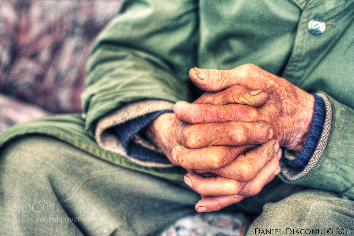 Photograph Tired by Diaconu Daniel on 500px