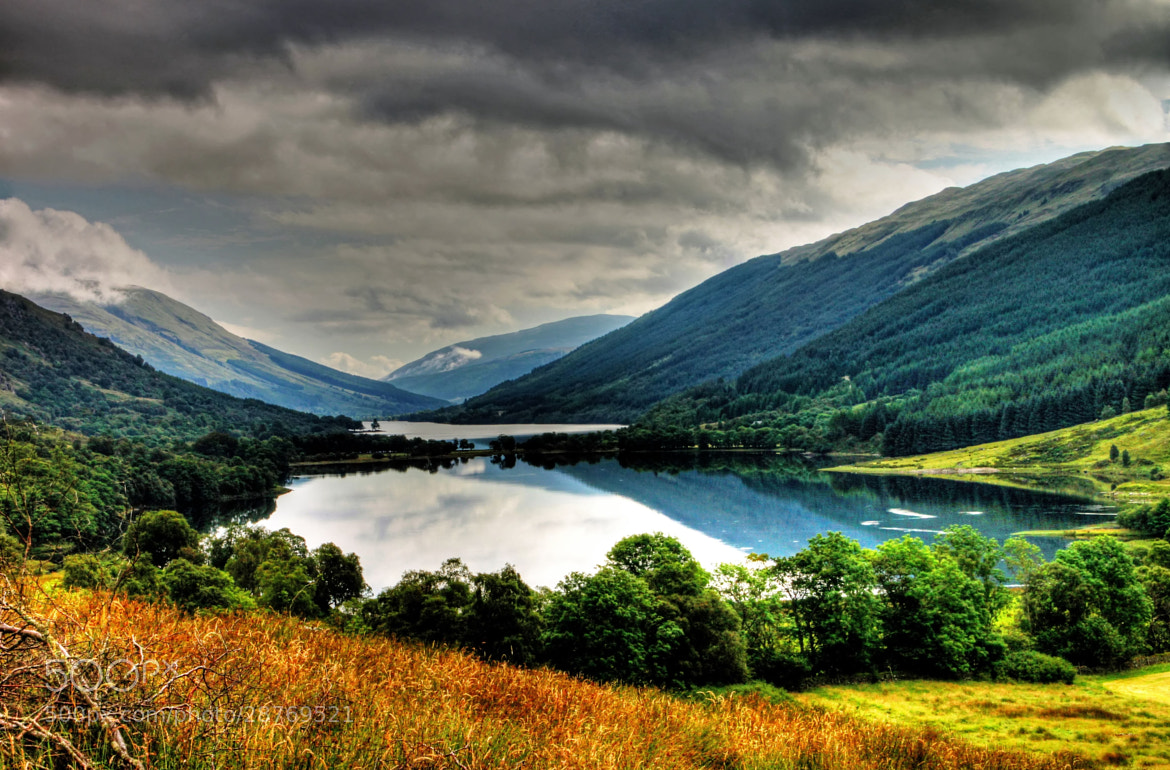 Photograph Loch Voil 2 by Hilda Murray on 500px