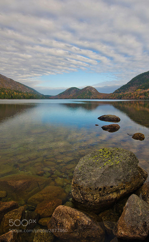 Photograph Jordan Pond by Augusto Fidel on 500px