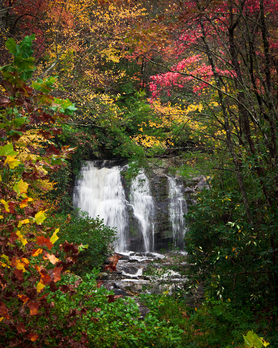 Photograph Falls by Wes Head on 500px