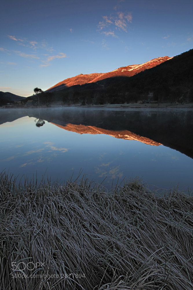 Photograph Thredbo Reflections by Tim Donnelly on 500px