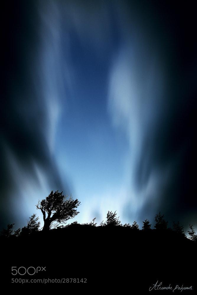 Photograph Celestial Gates by Alexandre Deschaumes on 500px