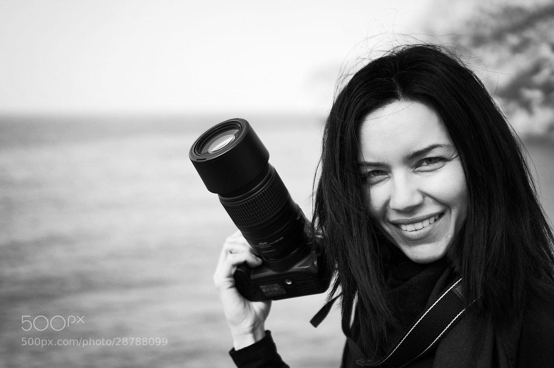 Photograph Portrait of a photographer by Spyros Papaspyropoulos on 500px