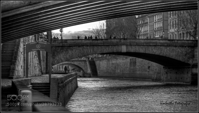 Photograph Promenade by Umbertha  on 500px