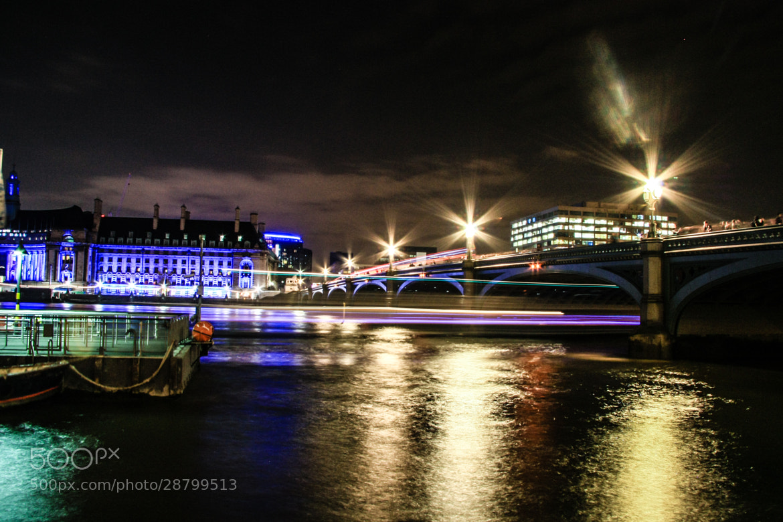 Photograph Light Trails by Dan Alexandru on 500px